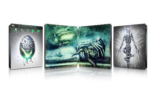 Ediciones 40 aniversario de Alien 2019